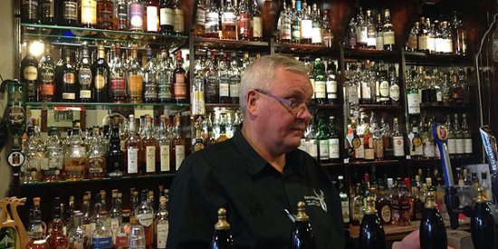 Whisky Tasting with Paul Drummond
